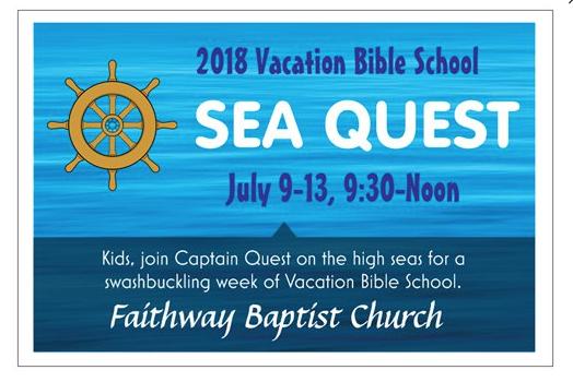 Sea Quest2018
